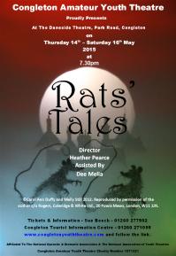 Rats Tales Poster