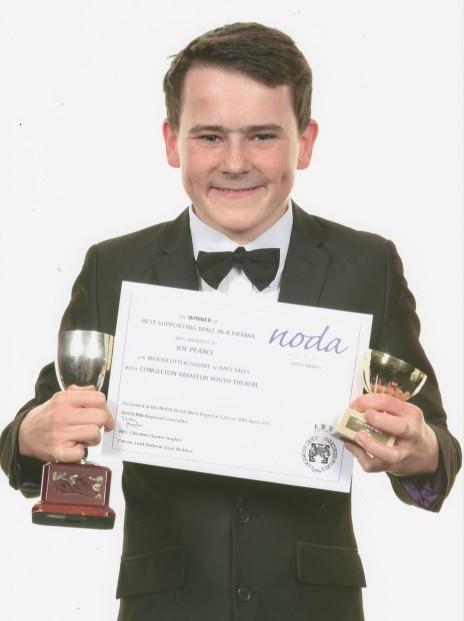 Joe Pearce NODA Award 2016